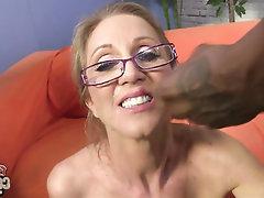 Babe, Big Tits, Blowjob, Casting