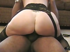 Amateur, Brunette, Cuckold, Interracial