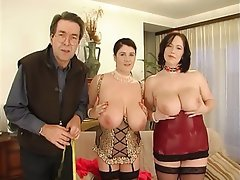 Anal, Big Boobs, German, Threesome