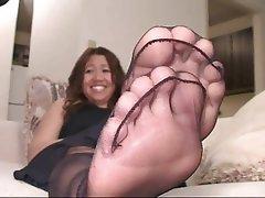 Foot Fetish, Stockings