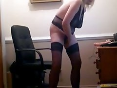 Amateur, Granny, Masturbation, Mature, Webcam