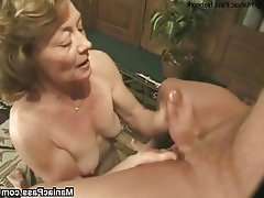 Facial, Granny, Hardcore, Mature