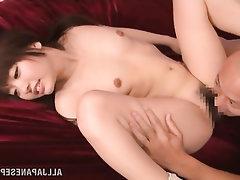 Asian, Blowjob, Cumshot, Hairy, Japanese