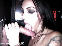 Amateur, Big Boobs, Blowjob, Gloryhole, Voyeur