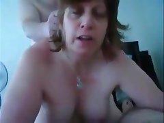 Amateur, Granny, Mature, Saggy Tits