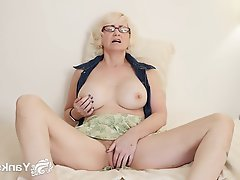 Amateur, Blonde, Masturbation, Mature, Softcore