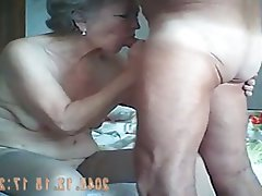 Blowjob, Granny, Mature, Old and Young