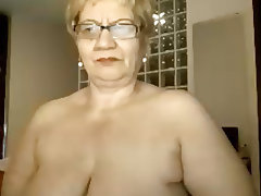 Amateur, Granny, Webcam