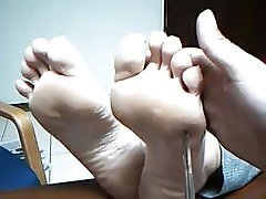 Foot Fetish, Mature, MILF