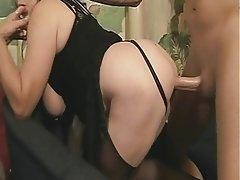 Blowjob, Group Sex, Mature, BBW