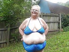 BBW, Mature, MILF, Bikini