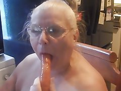 BBW, Mature, MILF, Kitchen