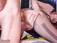 Anal, Big Boobs, Cosplay, Creampie, Anal Creampie