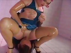 Femdom, Face Sitting, BDSM, Pissing
