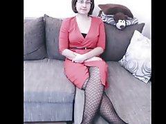 Mature, Foot Fetish, Granny