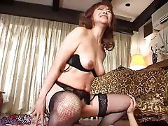 Asian, Hardcore, Japanese, Old and Young, Stockings