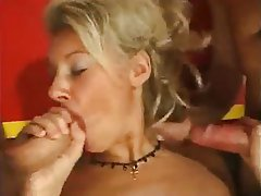 Anal, Blonde, Double Penetration, Mature