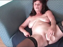 Big Boobs, Masturbation, Mature