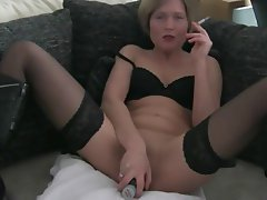 Amateur, German, Masturbation, Mature