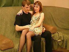 BDSM, Femdom, Softcore, Stockings, Strapon