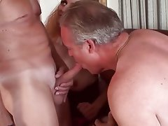 Bisexual, Mature, Threesome