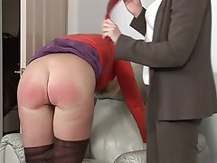 BDSM, Blonde, Mature, MILF, Spanking