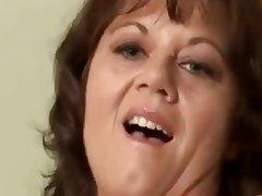 Lingerie, Masturbation, Mature, MILF