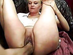 Amateur, Blonde, Anal, Mature, Spanking