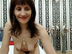 Amateur, Mature, Nipples, Webcam