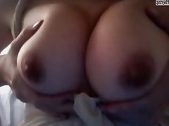 Mature, Nipples, Webcam