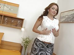 Big Boobs, Mature, Mature, Nipples, Stockings