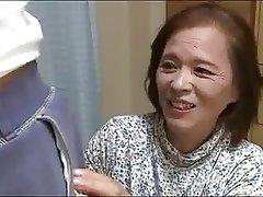 Asian, Granny, Japanese, Mature