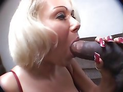 Interracial, Mature, MILF