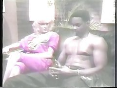 Vintage, Blowjob, Handjob, Interracial