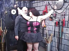 BDSM, Big Boobs, Brunette, Mature